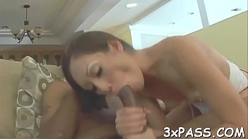 seed pussy balck white Sister catches brother and helps out with a handjob4