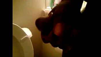 cums dick she while fucking on his Afro black wife sucking white dick