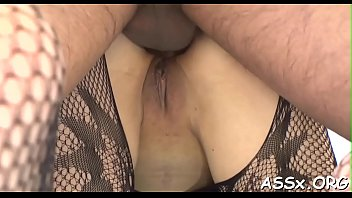 on anal beach toying Oiled big butts get anal fucked clip 11