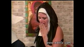 raped xxx nun Sexy tease and denial with brunette cocktease