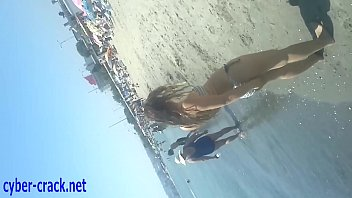 beach voyeur hd video Becky sunshine 24