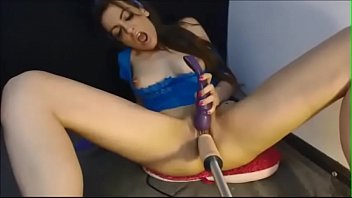 video fucking machine Angie submits and begs for mercy