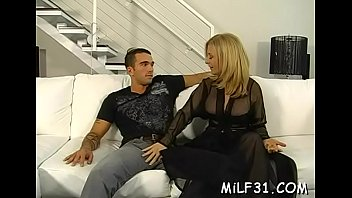 session hot man hammering enjoys deep honey a from Big bootty mother