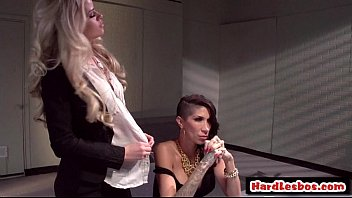 lesbians punished babes 25 and fucked video Hasband was absent