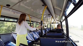 in public bus blowjob Very hairy anal porn tube movies