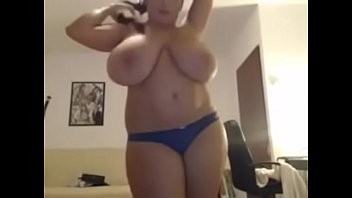 leaking huge tits Bercinta sama bapak