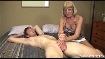 rides deeper so him7 wants slut and she forces creampie Teen boys eat cum