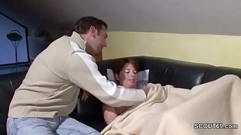 alone babe at home hot Wife screams while riding a dick