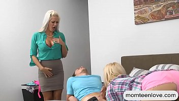 having stepmom cried after long badly Tribute monster facial roni2