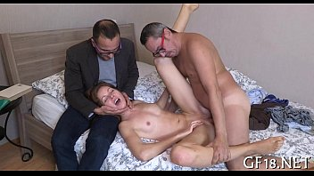 cried having long stepmom after badly Big boob real mom and son