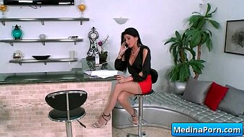 forced her she secretary boss seduces Julie dos santos