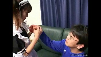 asian girl in high young massage gear a Janeira y toto garcia e