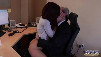 secretary real office Old bisexual fisting
