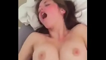 busty babe to by her be fucked man loves Bbc cum in mouth surprise