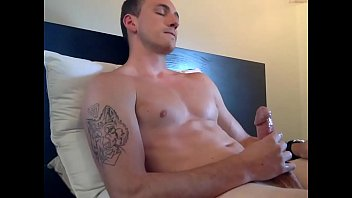 twink off interracial watch jerk Amateur cuckold gang bang