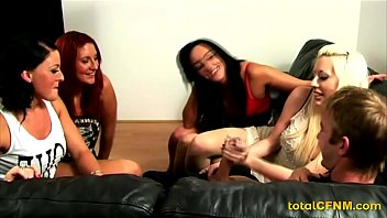 wives wanking watching Straight to gay porn