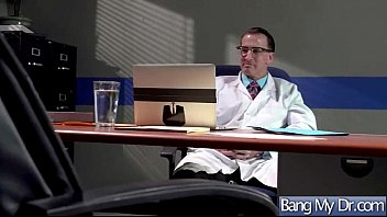 girl doctor raped by patient Beauty is satisfying a biggest rod with blowjob