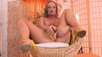 in masterbates milf chair German couples compilation 13