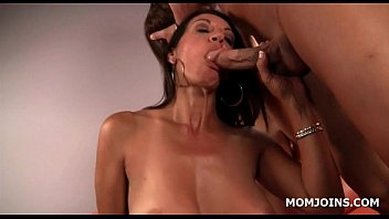 forced mom daughter and caught son Pretty babe receives incredible anal enjoyment