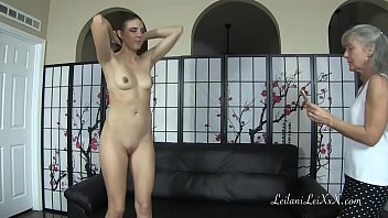 sex lucy couch li in She wakes up with dick already in her pussy