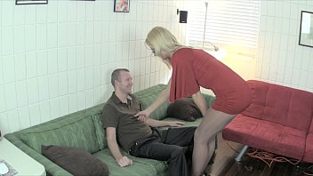 brother drunk mother and sister Panty sniffing facesitting pantyhose