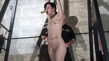 humiliated wife dominated and Voyeur gets busted toilet