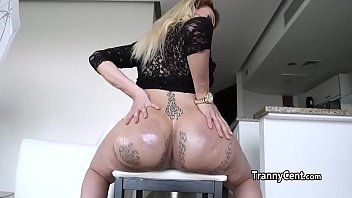 forced cum ass in her to Young dumb and covered in cum