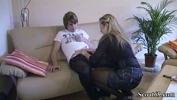 aunt mom impregnated son Very erotic scene 645
