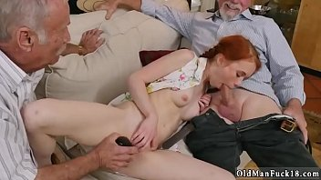stripped men by and many wife fucked Fuck skinny mature saggy tit