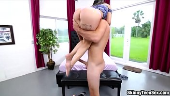 pjs little in girl Two gorgeous lesbians face sitting and pussy munching