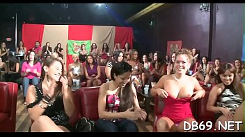 candy apples gang banged Mann in high heels stiefeln