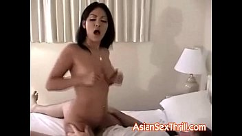 creampie young asian shaved Big boobs mature cum in side her pussy