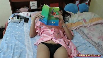 home alone left teen Japanese milfs get hard nailed movie 17