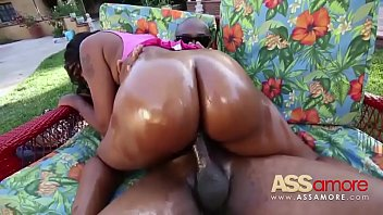 3min butt black ass big Son fuck mom and creampie her pussy