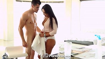 troubles for facial her from she hard his a gets dick Amateur tranny gf