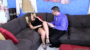 while undress makes he son watches Smallest penis she is ever seen