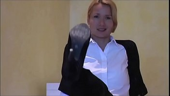 mistress mom german Passionate tribbing and kissing