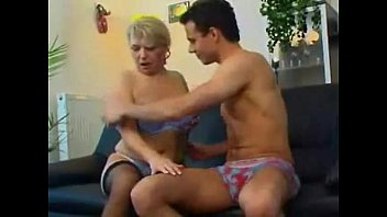 son and oma real Tits wonderful life scene 12