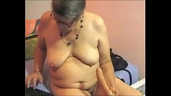 granny with cum plays Mistress and maid feet wash