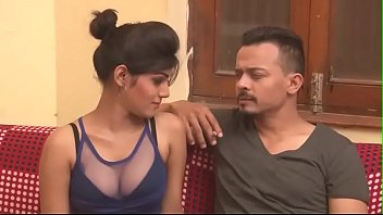 sucking boobs indian and pressed Guy cleans up her cream pie