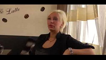 backroom couch swallow casting German lesbians in kitchen