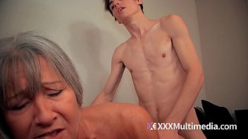 fuck force son mom sleeping Asian nipple massage